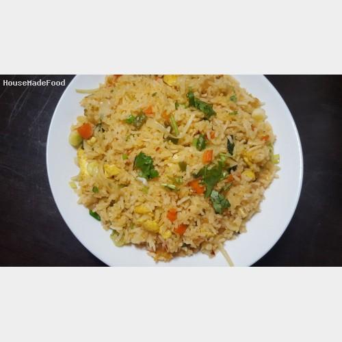 Indo Chinese Egg Fried Rice