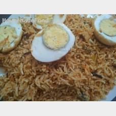 Egg Biriyani- MERCER COUNTY Customers only